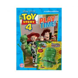 TOY STORY 4 It's PLAY TIME! + ฟันจระเข้