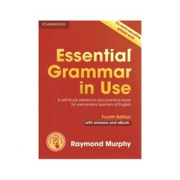 ESSENTIAL GRAMMAR IN USE WITH ANS & eBOOK(4ED)