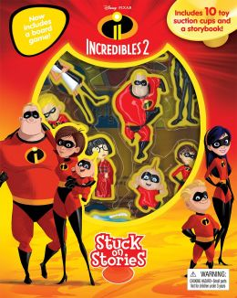 STUCK ON STORIES: DISNEY THE INCREDIBLES 2